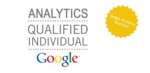 מוסמך גוגל אנליטיקס Google Analytics Certificate